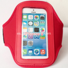 Brazalete impermeable de neopreno ajustable para iphone